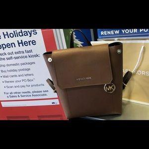 $248 Michael Kors Hayes Backpack Handbag MK Bag